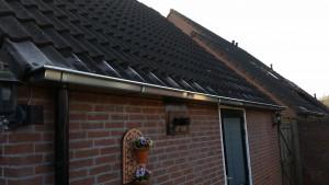 Dakgoot ( zink ) reparatie - SDT Onderhoud - Drenthe - Overijssel